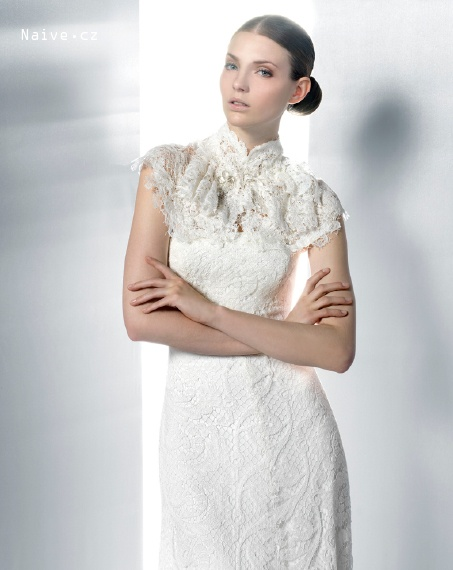 df397e5ad8c ... JESUS PEIRO 2012 svatební šaty