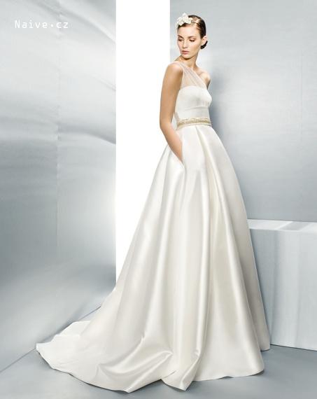 20dcbf4935aa Svatební šaty JESUS PEIRO - SOIRÉE