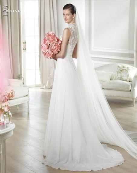 Svatebni Saty White One Nova Kolekce 2017 Naive
