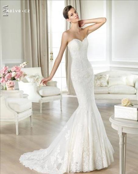 Svatební šaty WHITE ONE - nová kolekce 2017  1d428173a6