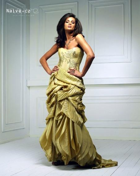 Svatební E-shop  svatební šaty 21c73d6675